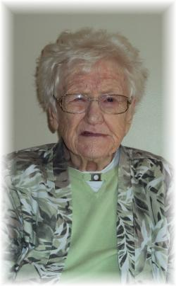 Bertha M. Crane